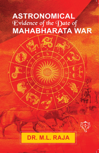 Astronomical Evidence of the Date of mahabharatha war